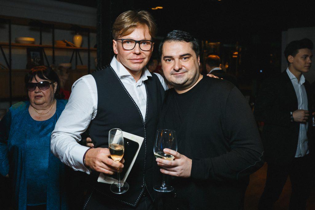 Эдгар Шабанов и Артем Сорокин
