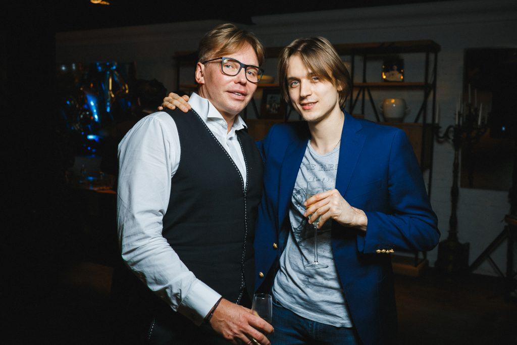 Эдгар Шабанов и Денис Родькин
