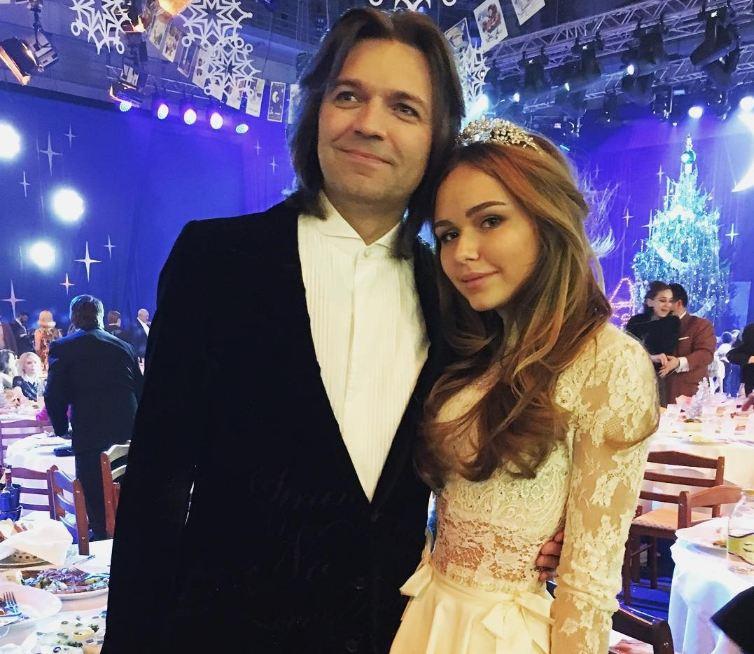 Дмитрий и Стеша Маликовы