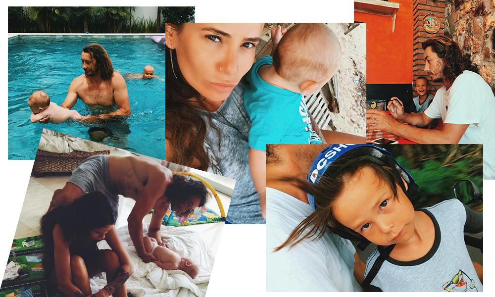 Айза Анохина семья