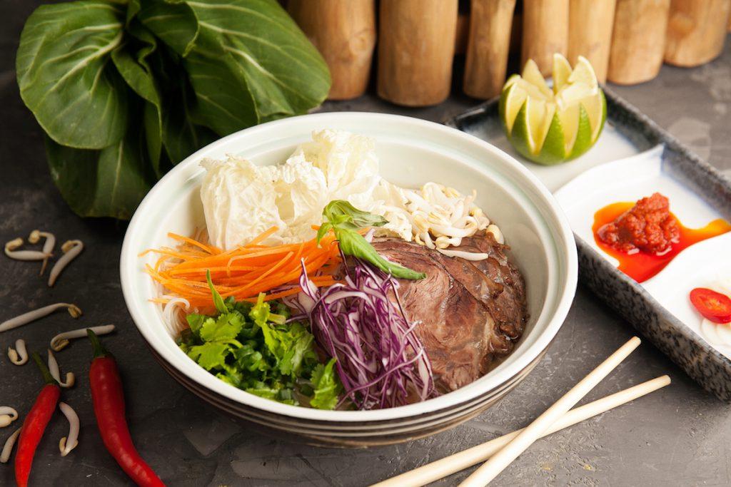 Вьетнамский суп Фо (750 р.)