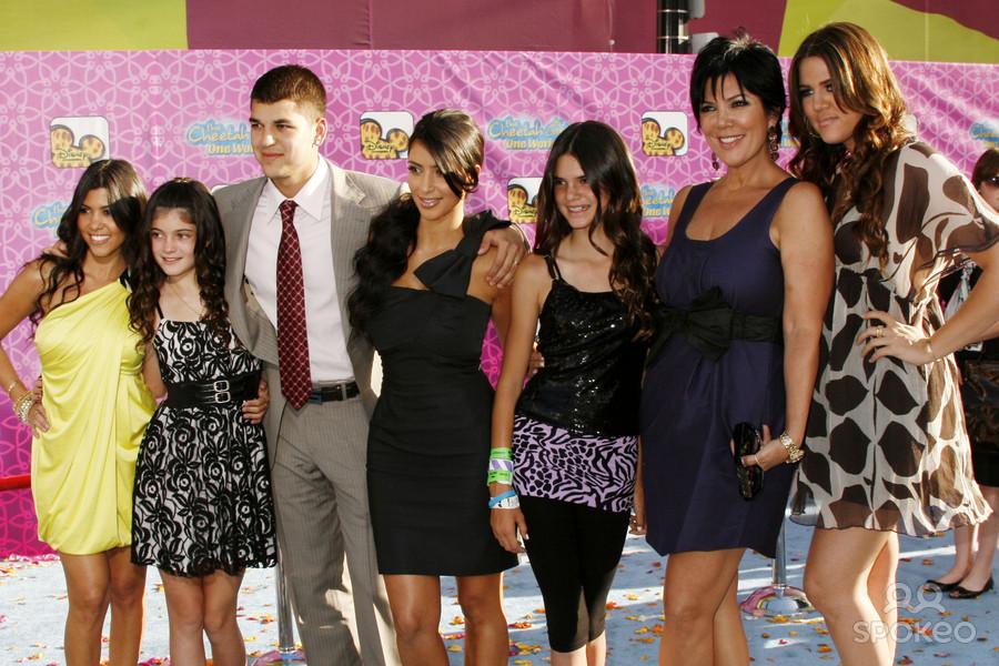 Семейство Кардашьян в 2008