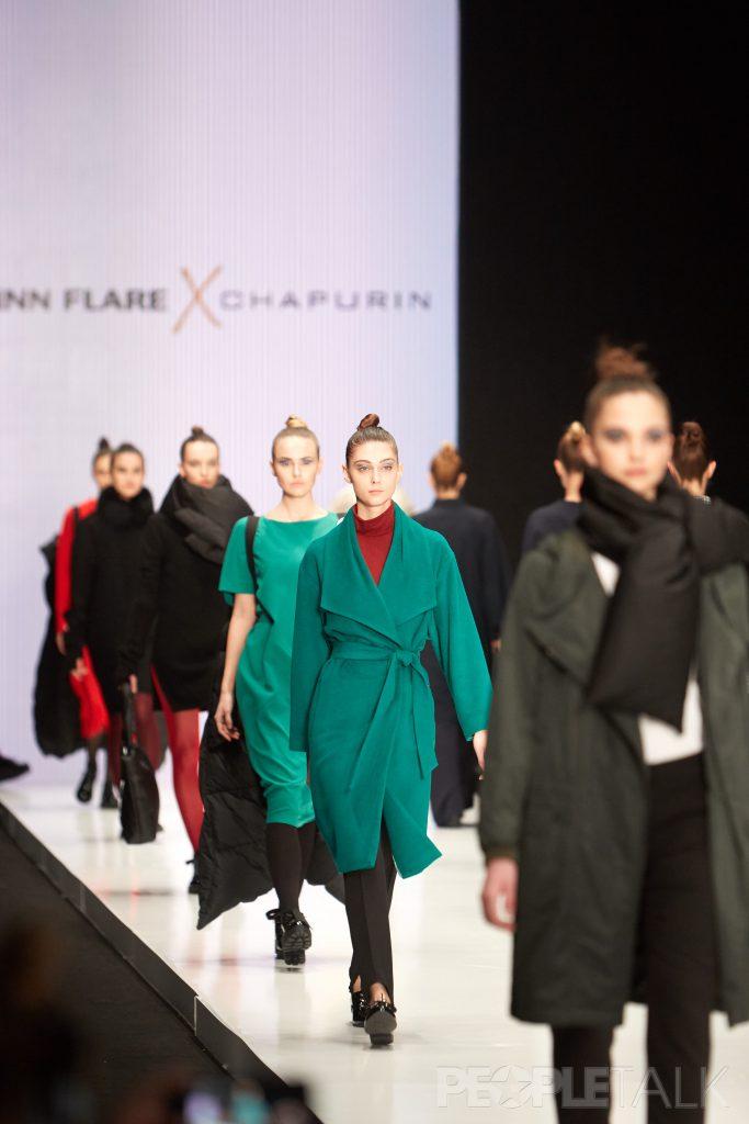 Показ Chapurin for Finn Flare