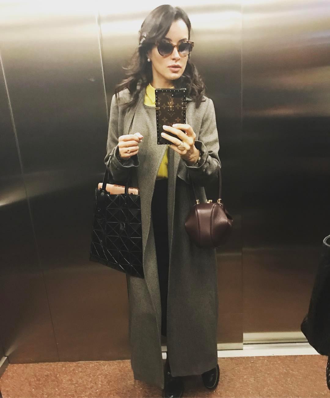 Тина Канделаки могла бы рекламировать Gucci в России