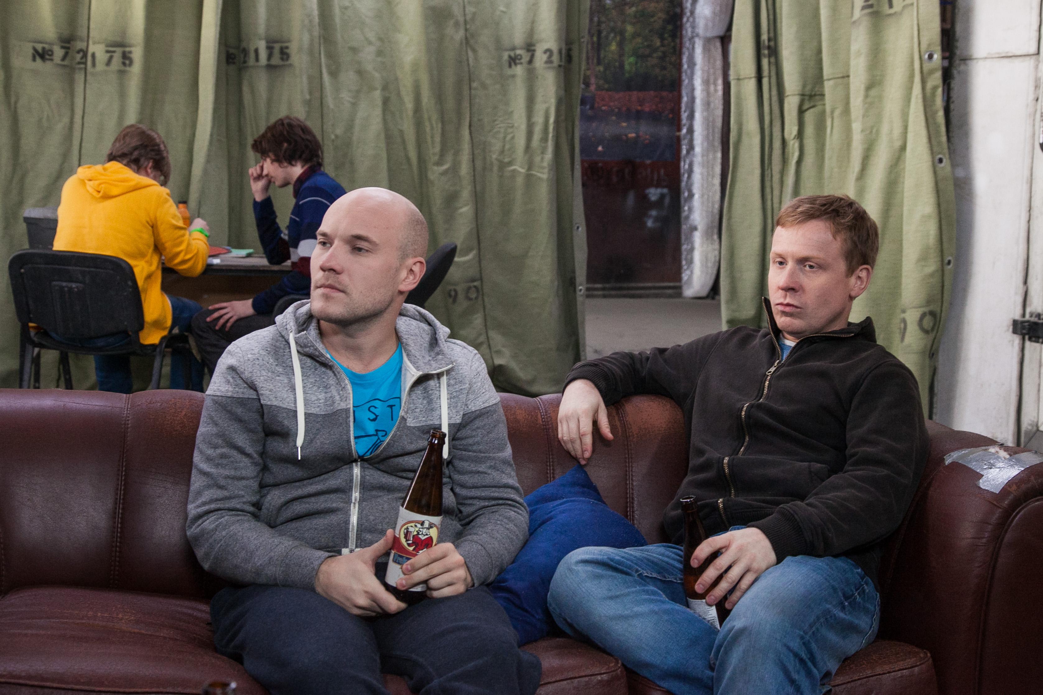 Вован и Антон