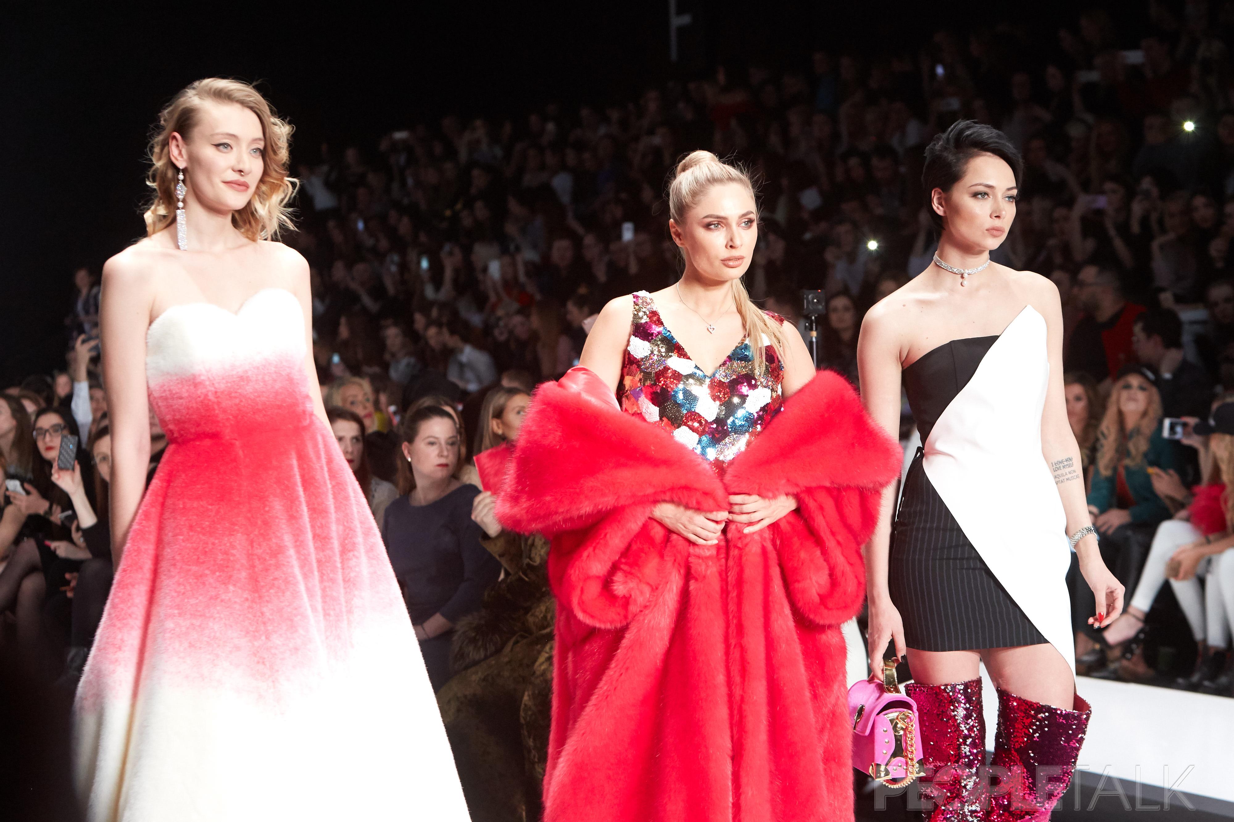 Мария Миногарова, Наталья Рудова и Настасья Самбурская