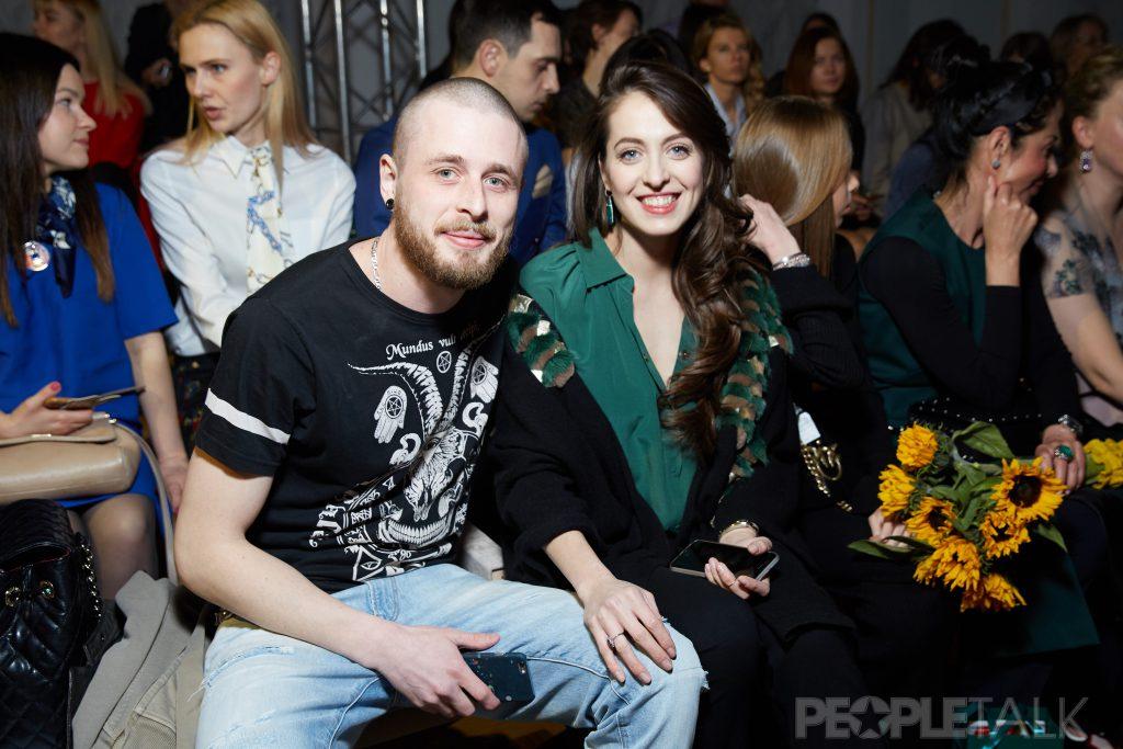 Александр Бахвалов и Анастасия Меськова