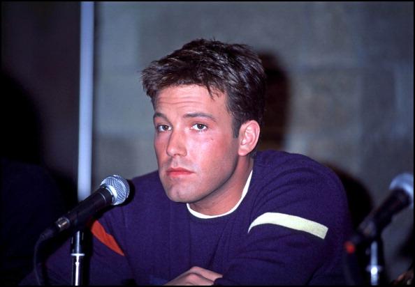 Бен Аффлек в 2001 году