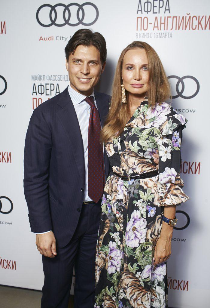 Полина и Филипп Лоренгель
