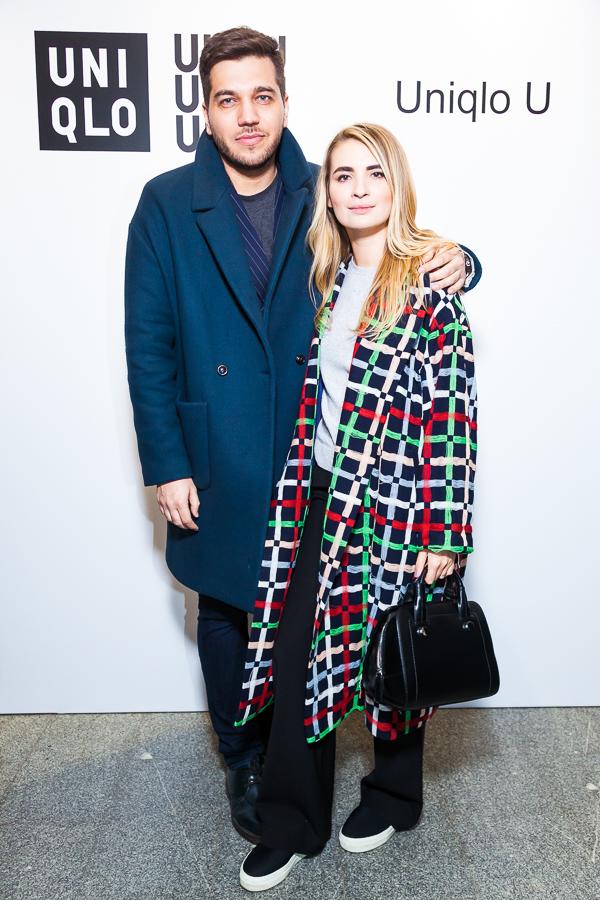 Павел Бобров и Мария Колосова