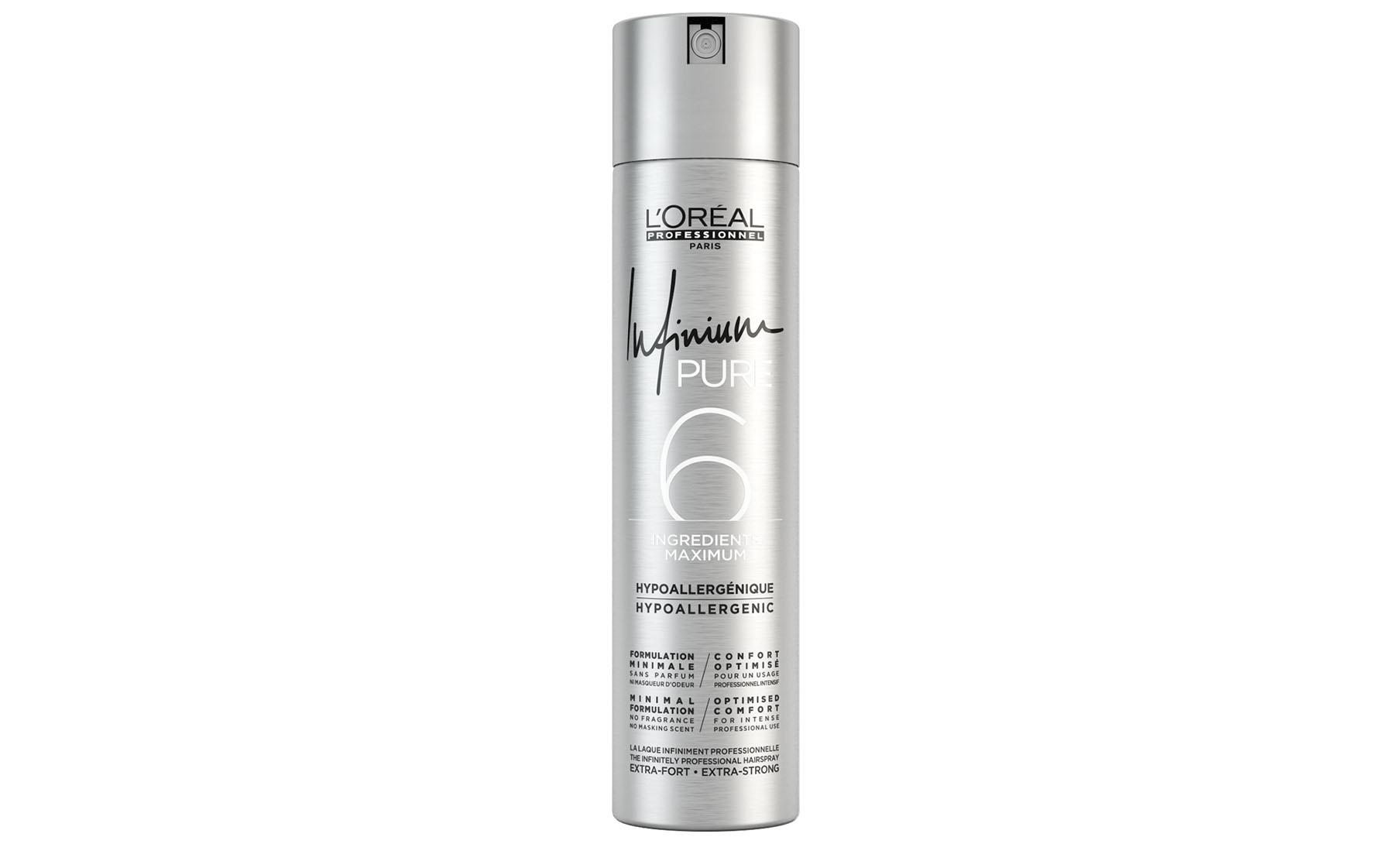 Лак для волос Infinium Pure, L`Oréal Professionnel