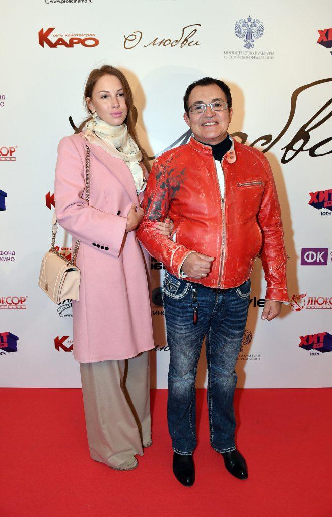 Полина Наградова и Дмитрий Дибров