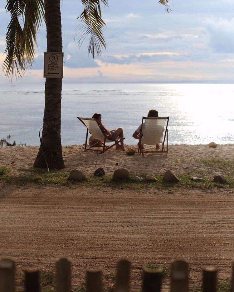 Айза Анохина нежится на Бали