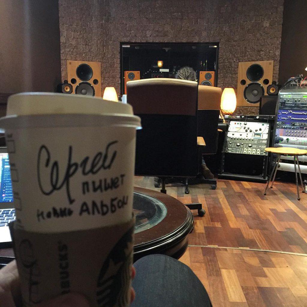 Сергей Лазарев объявил о записи нового альбома