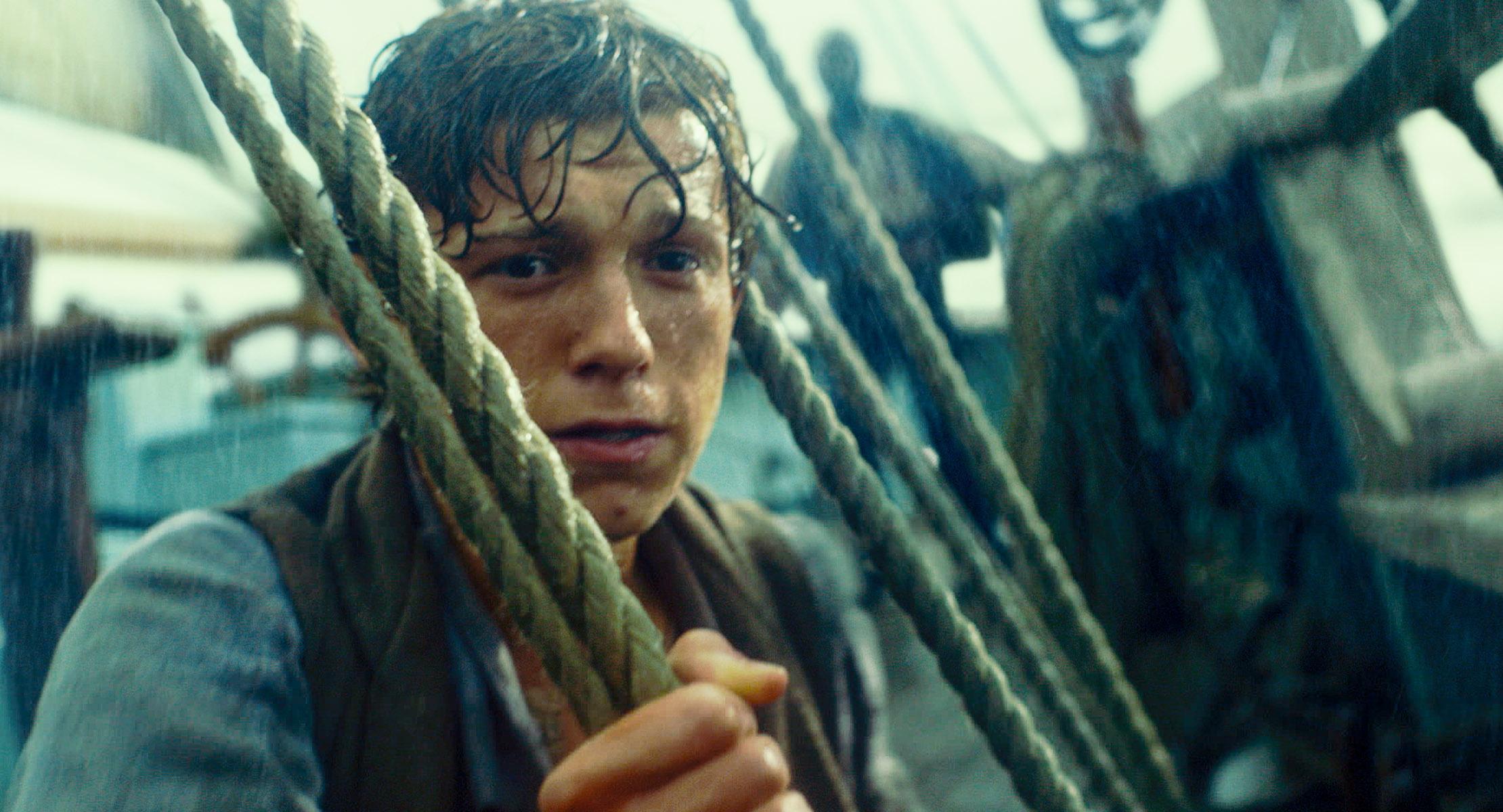 Кадр из фильма «В сердце моря»