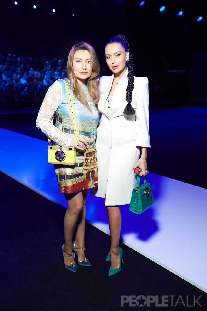 Жанна Мартиросян и Элина Джанибекян