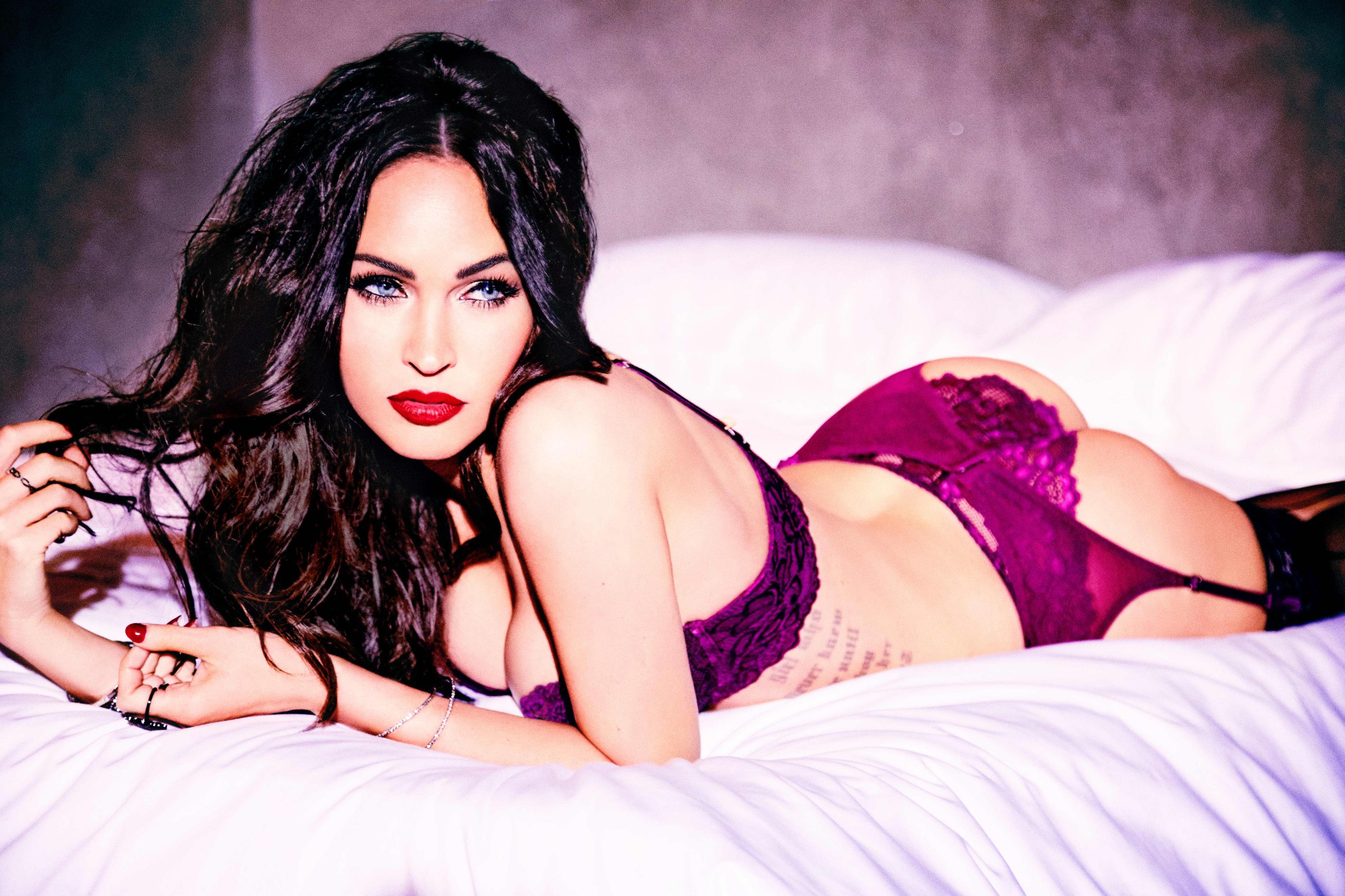 Голая Меган Фокс (Megan Fox), самые откровенные фото