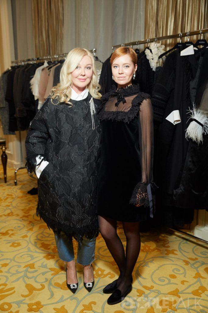 Юлия Янина и Мария Гранина