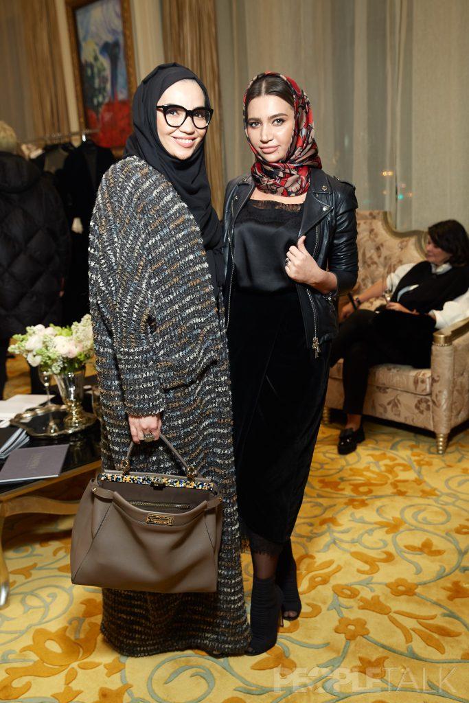 Хадиджа и Луиза Арапхановы