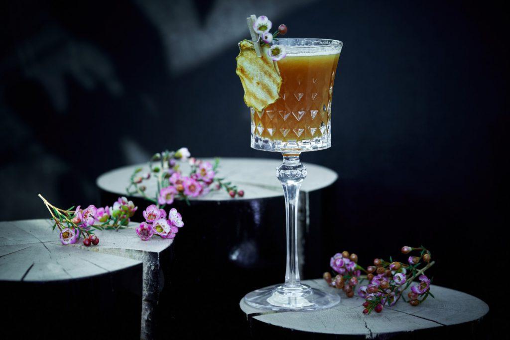 Sherry & pear на французском коньяке (900 р.)