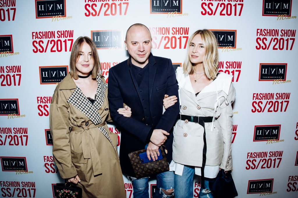 Юлия Рубан, Иван Афанасьев и Алиса Рубан