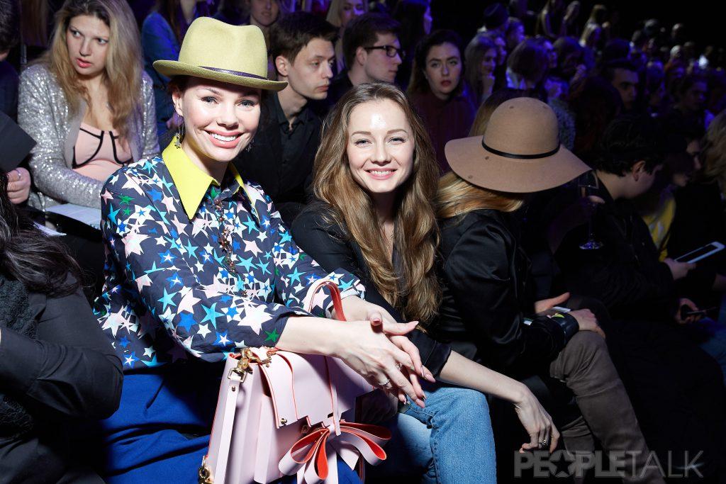 Мария Фролова и Елена Маневич