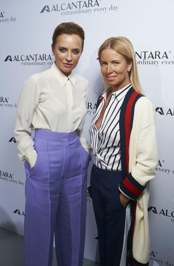 Виктория Шелягова и Светлана Захарова
