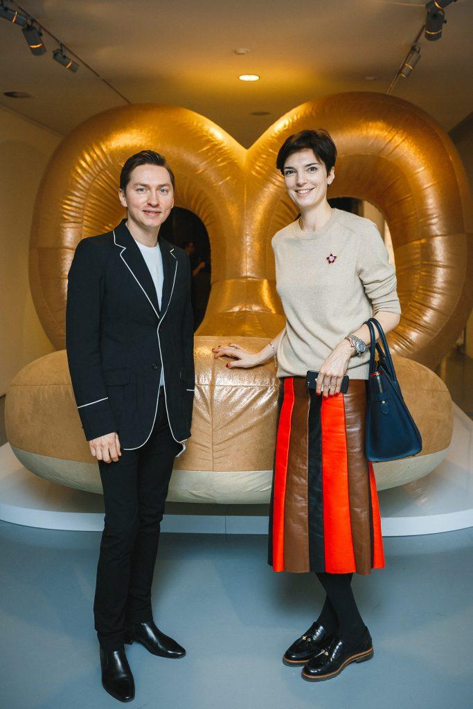 Игорь Гаранин и Татьяна Константинова