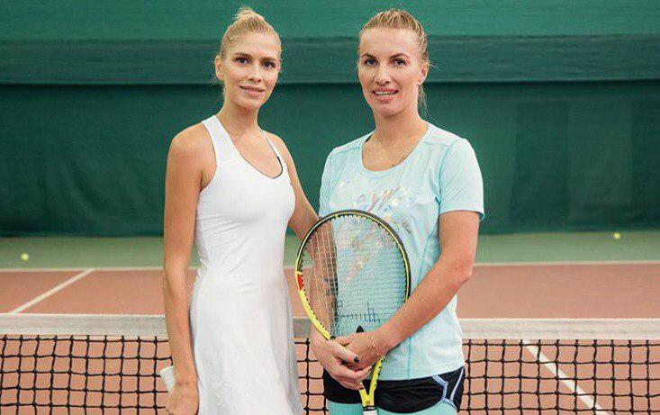 Елена Перминова и Светлана Кузнецова