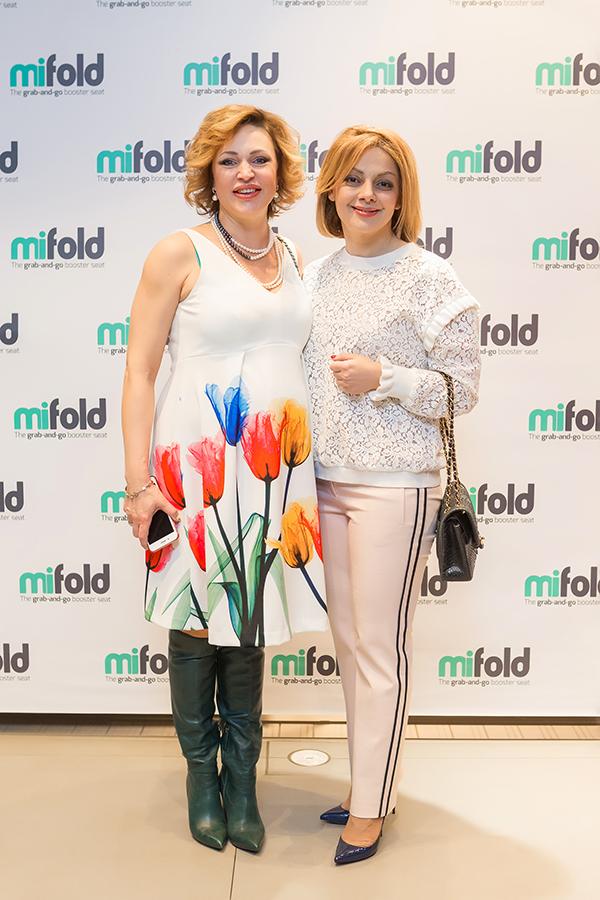 Алла Довлатова и Анетта Орлова