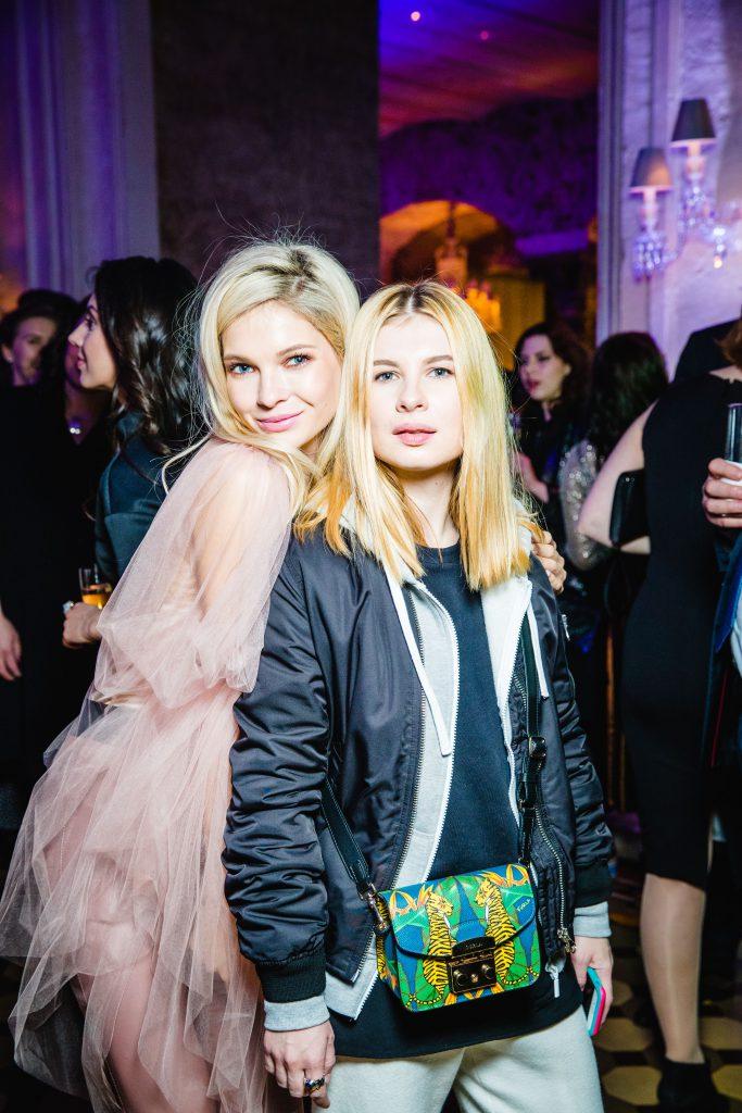 Наталья Бардо и Анна Цуканова-Котт
