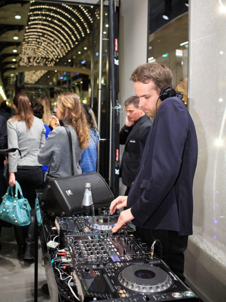 DJ Марк Щедрин