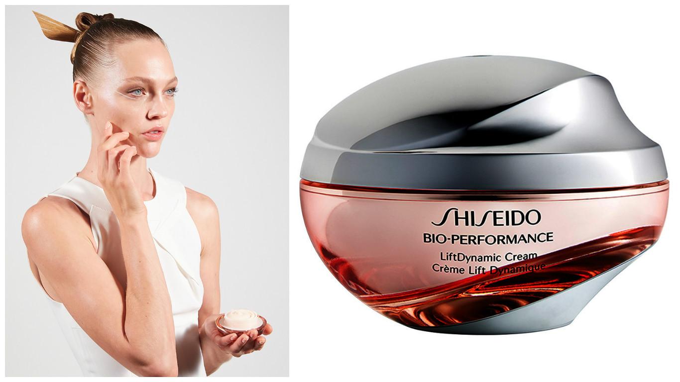 Гамма средств Shiseido Bio-Performance Lift Dynamic