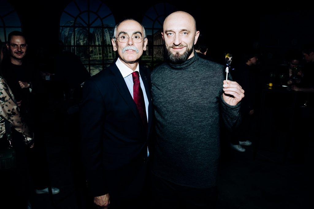 Джулиано Морандин и Илья Тютенков