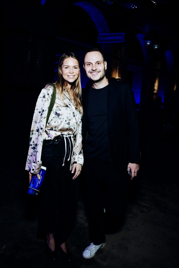 Екатерина Сахарова и Игорь Ланцман
