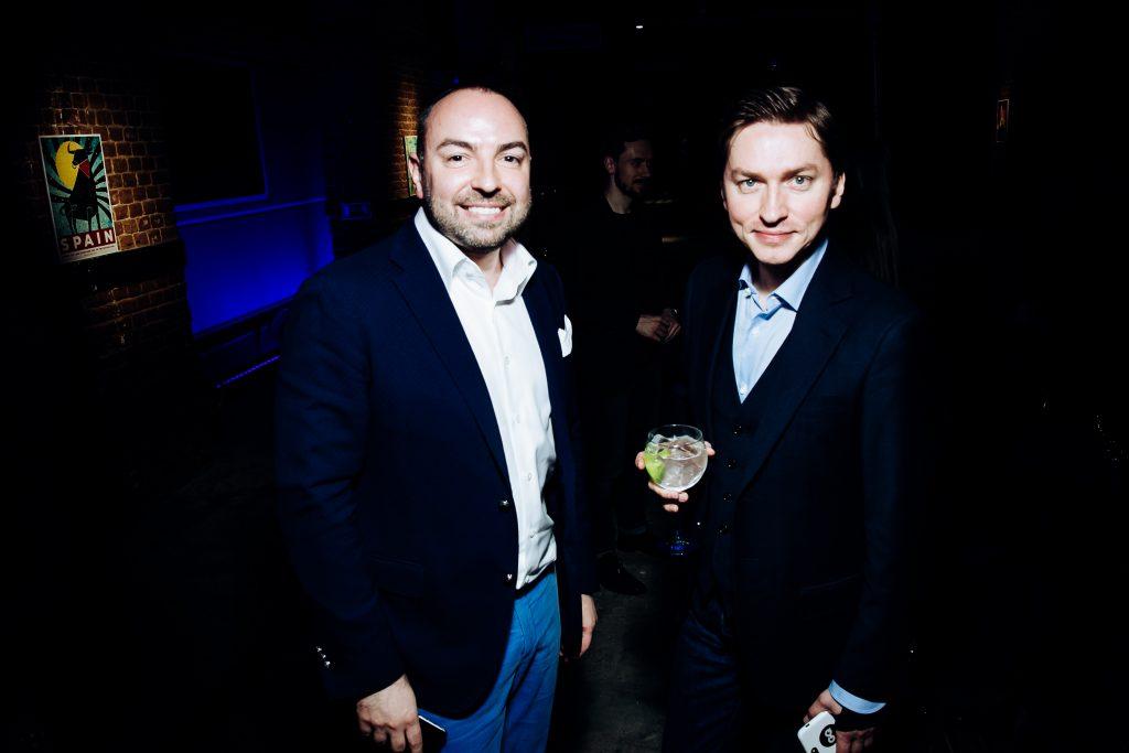 Дмитрий Дудинский и Игорь Гаранин