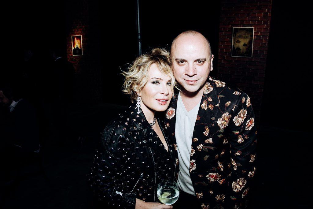 Ольга Панченко и Иван Афанасьев