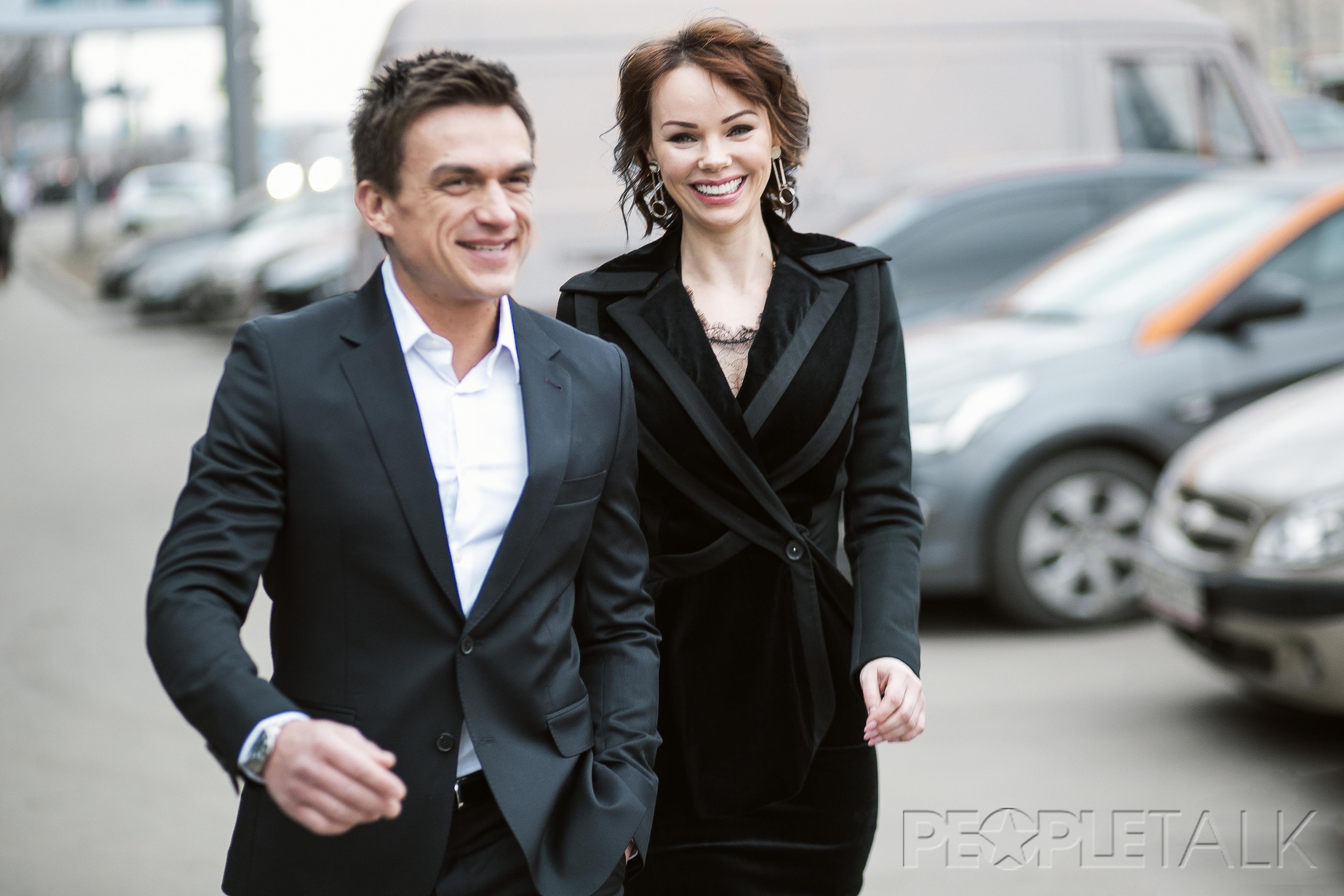 Мария Фролова и Влад Топалов