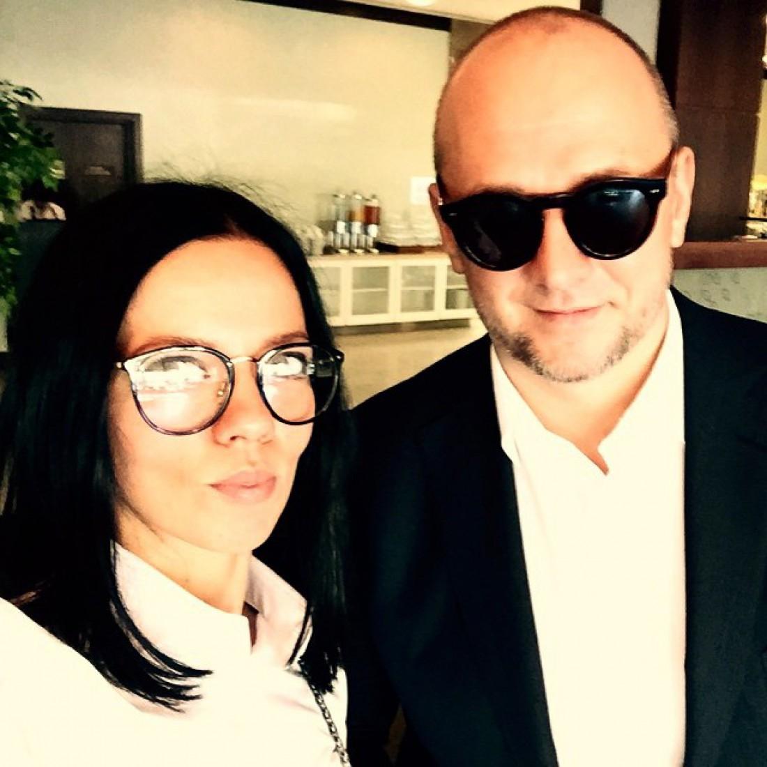 Алексей Потапенко и Ирина Горовая