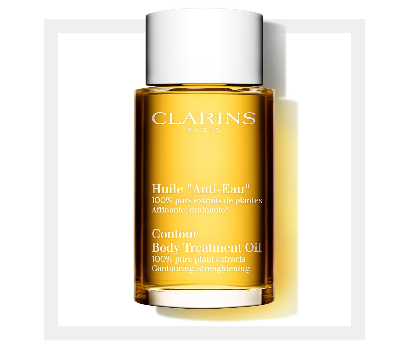 дренажное масло Clarins