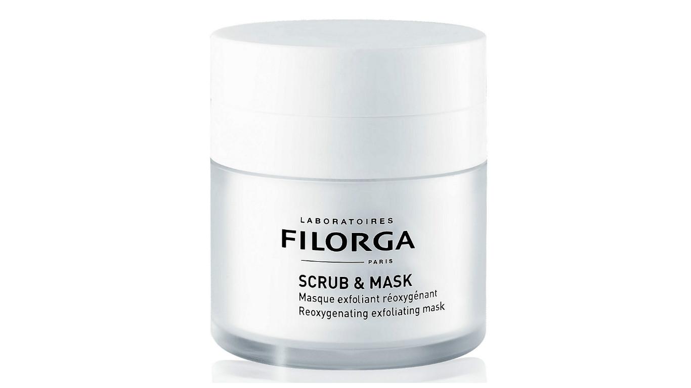 отшелушивающая оксигенирующая скраб-маска от Laboratoires Filorga
