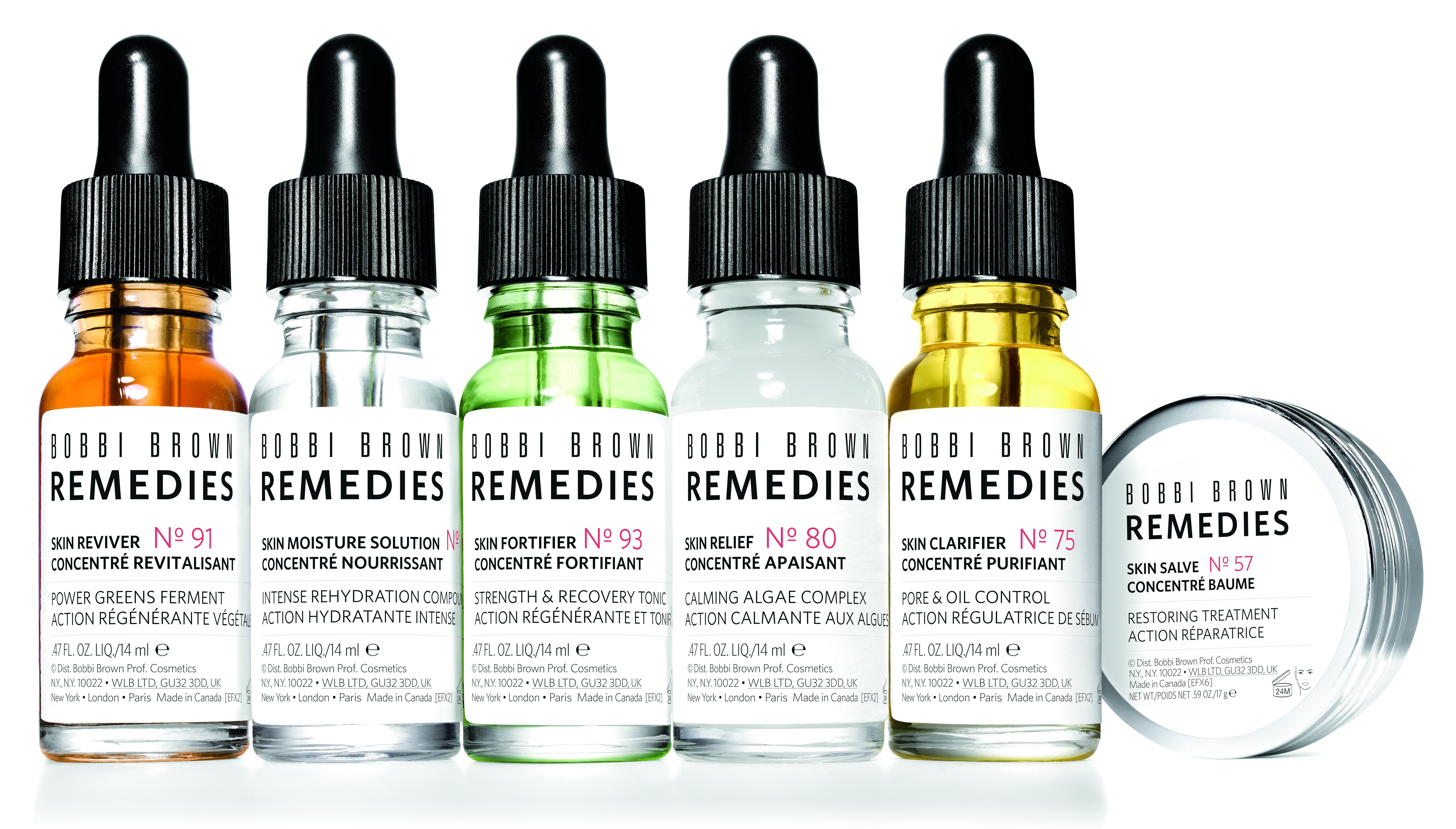 Коллекция эликсиров Remedies