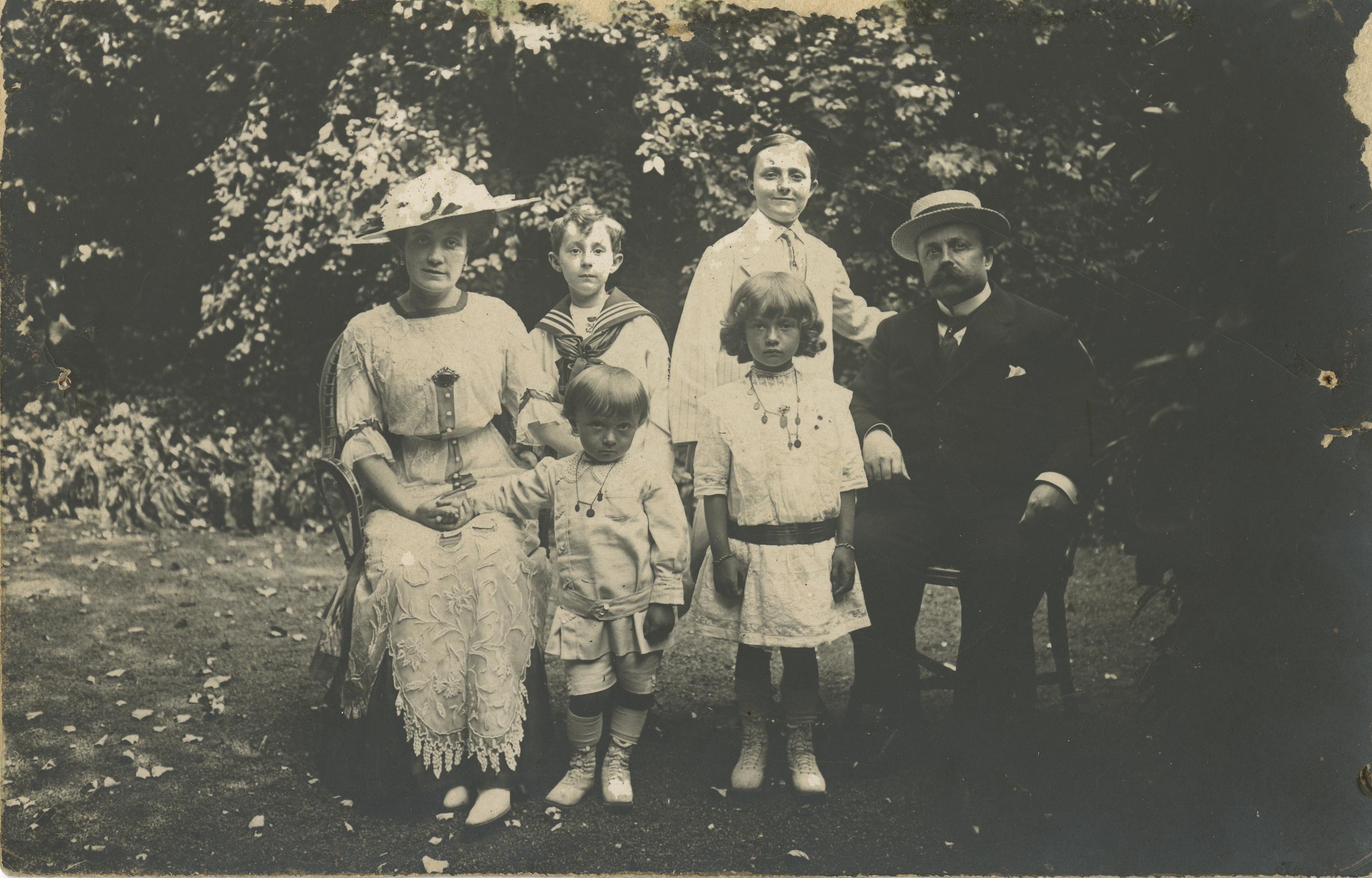 Семья Кристиана Диора