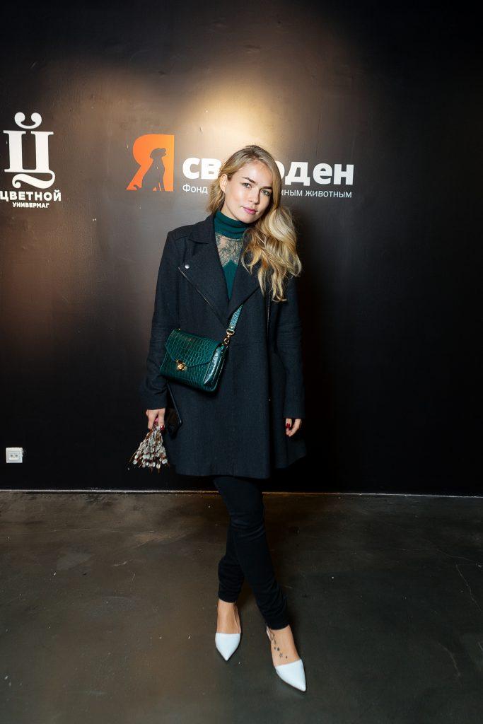Анна Звижинская