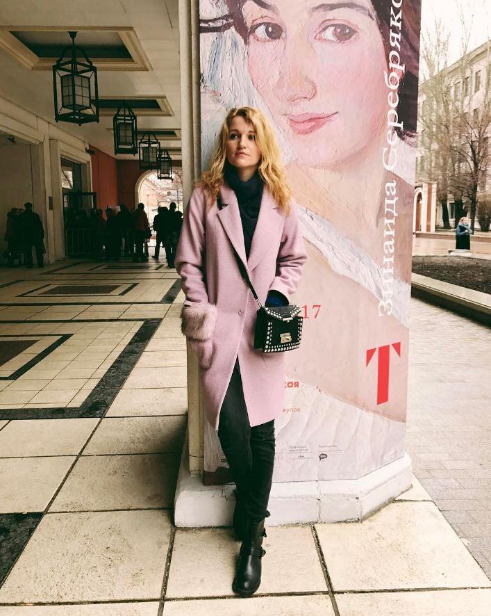 Женя Малахова сходила на выставку в Третьяковскую галерею