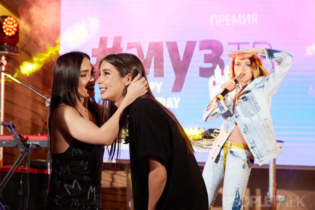 Ольга Серябкина, Кети Топурия и Екатерина Иванчикова