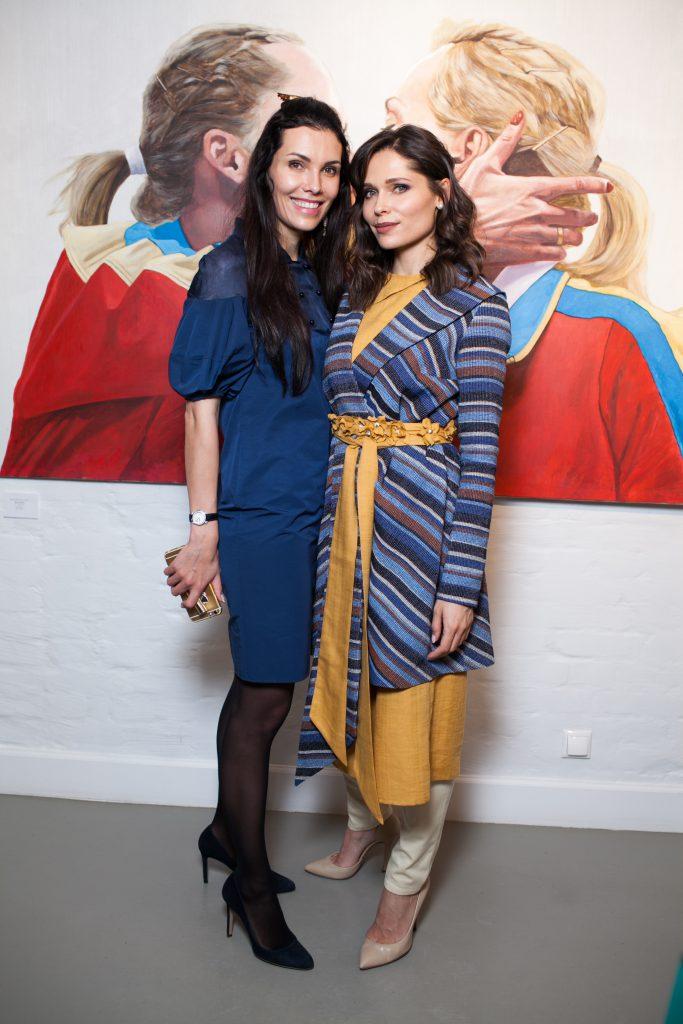 Ангелина и Полина Аскери