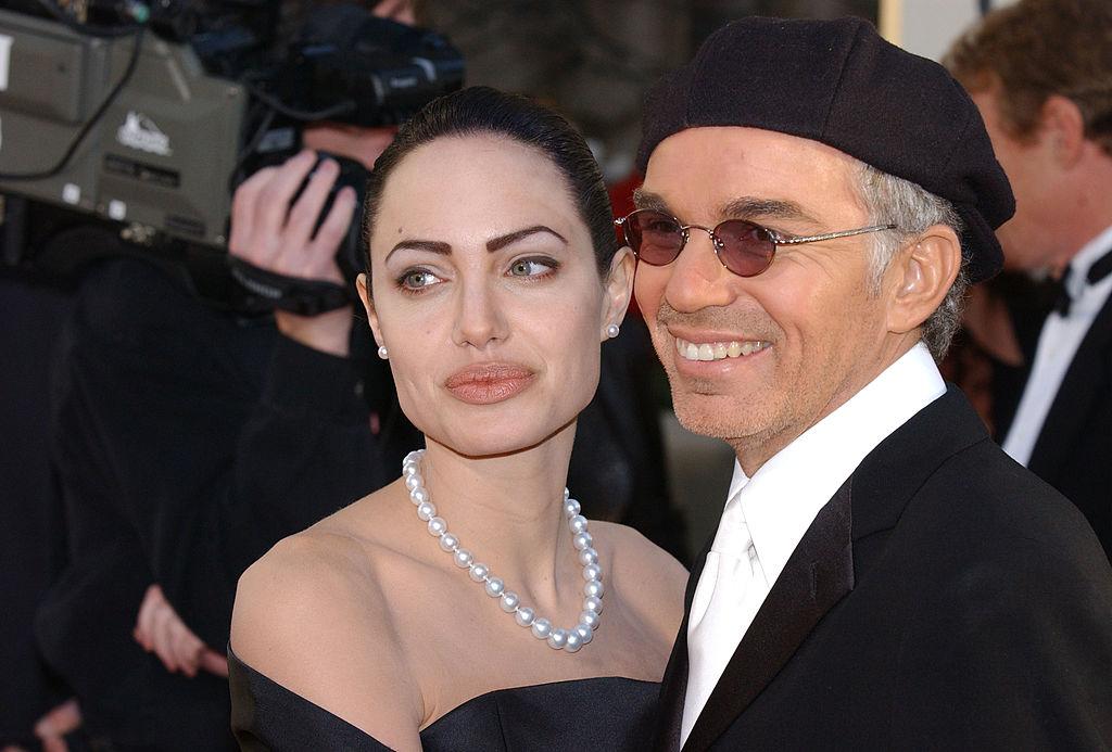 Анджелина Джоли и Билли Боб Торнтон