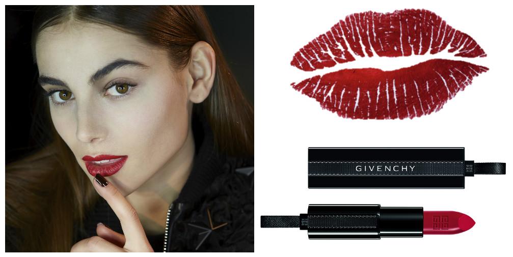 Помада для губ Rouge Interdit, Givenchy