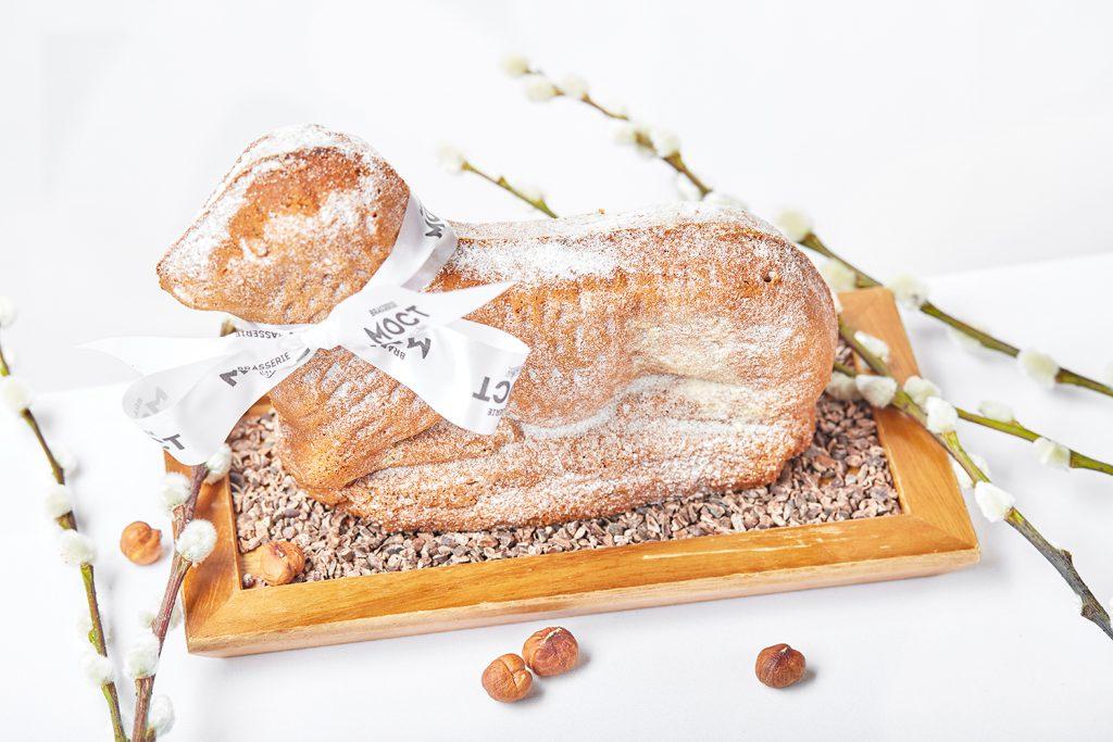 Бисквитный ягненок с ванилью и цитрусами (800 р.)